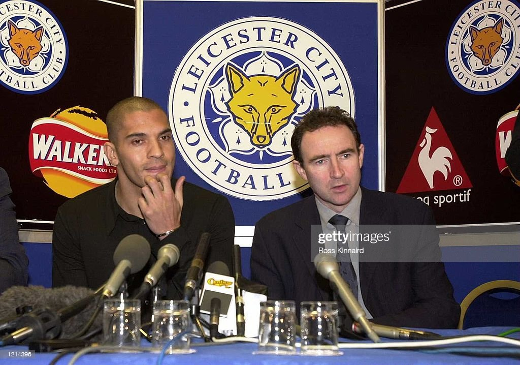 Stan Collymore X : News Photo