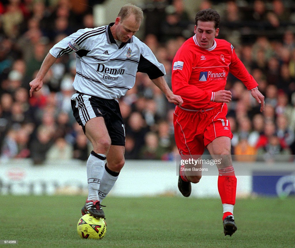 Fulham v Nottm Forest : News Photo