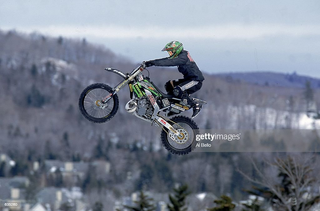 Brian Deegan Pictures Getty Images