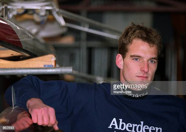Dan Snow the President of the Oxford team in the boat house during the Presidents Challange and Crew Announcement for the 147th Oxford Cambridge Boat...