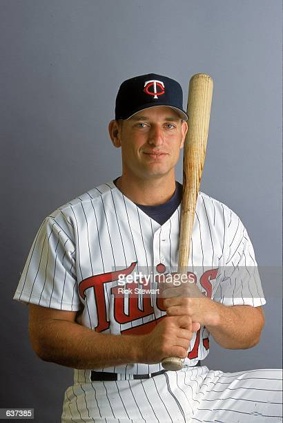 Jeff Smith of the Minnesota Twins poses for a studio portrait during Spring Training at Lee County Stadium in Ft Myers FloridaMandatory Credit Rick...