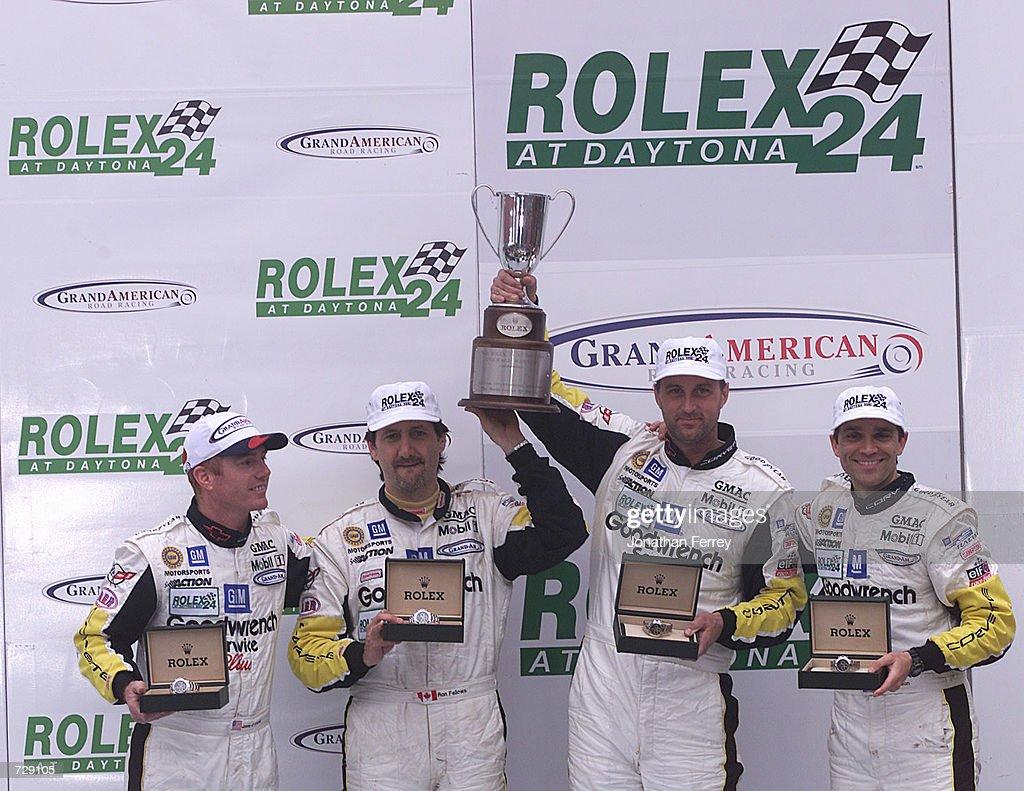 Rolex Daytona X O''Connell : News Photo