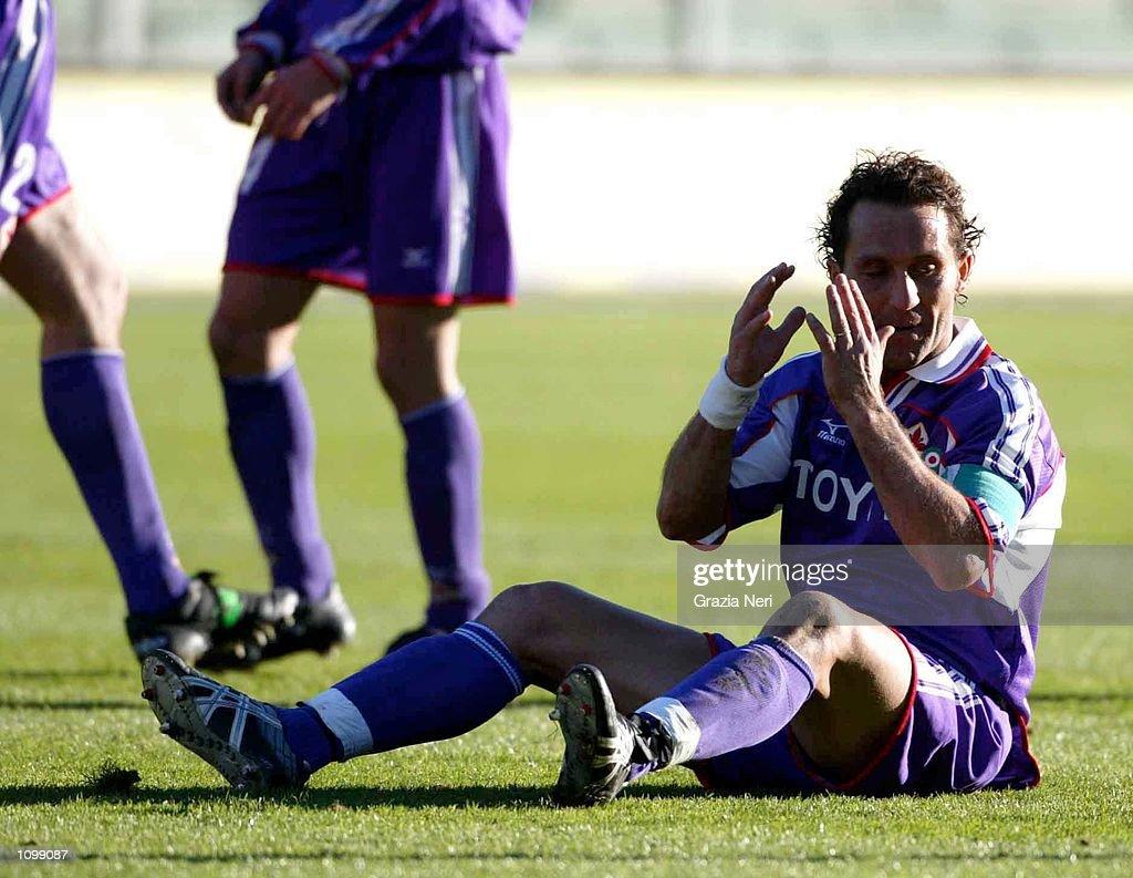 Fiorentina v Lecce X : News Photo