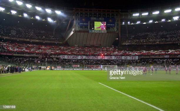 General View of the Delle Alpi Stadium Turin during the Serie A League match between Torino and Juventus DIGITAL IMAGE Mandatory Credit Grazia...