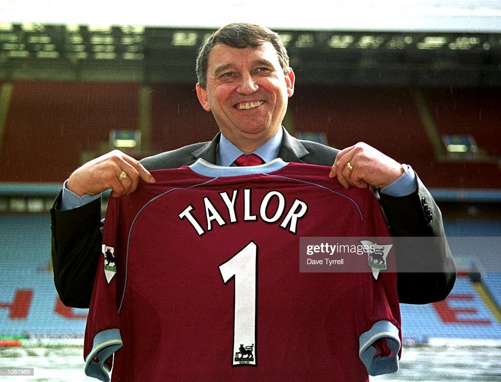 Graham Taylor PC : News Photo