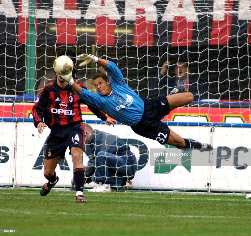AC Milan v Perugia X : ニュース写真