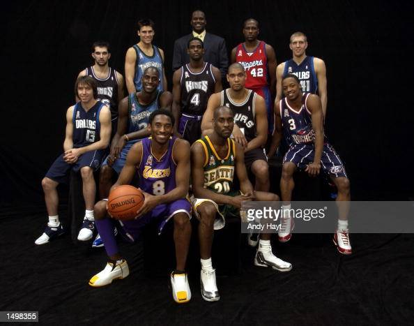 NBA All Star Game 2003. HD 720p/60fps. Full game. - YouTube