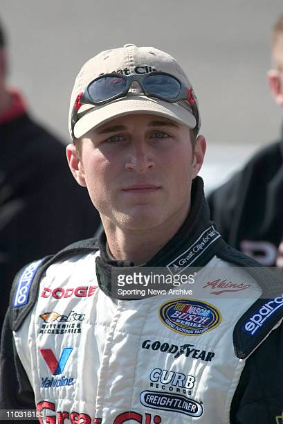 Kasey Kahne during the qualfying for the Goody's Headache Powder 200 at the North Carolina Speedway in Rockingham NC