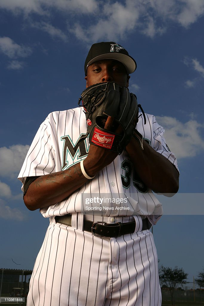 Portraits of Dontrelle Willis : ニュース写真