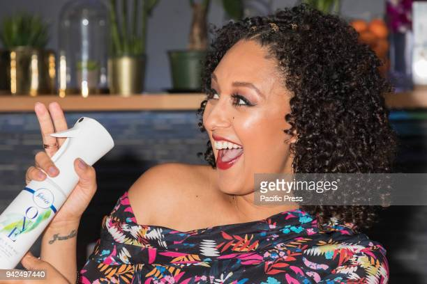 Febreze has partnered with celebrity actress and mom Tamera MowryHousley to film the ONE Happy Home video series at Cliqk Showroom NYC Tamera...