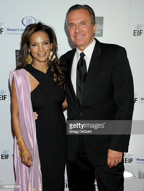 February 10 2009 Beverly Hills Ca Dr Lisa Masterson and Dr Andrew Ordon Saks Fifth Avenue's 'Unforgettable Evening' Benefiting EIF's Women's Cancer...