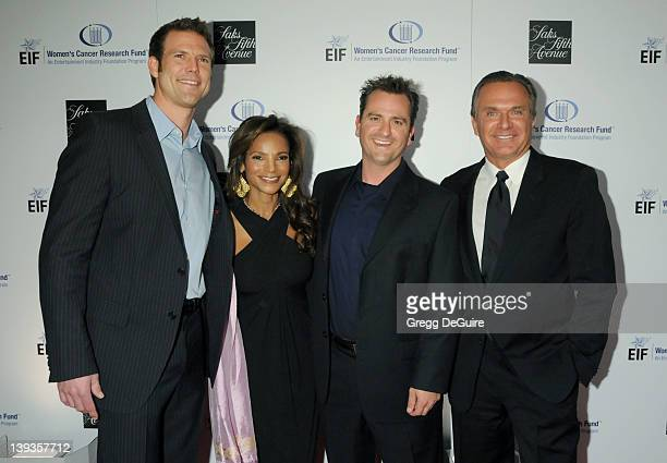 February 10 2009 Beverly Hills Ca DrTravis Stork Dr Lisa Masterson Dr Jim Sears and Dr Andrew Ordon Saks Fifth Avenue's 'Unforgettable Evening'...