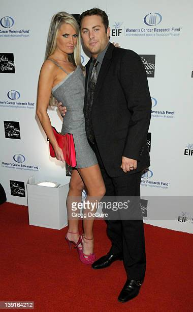 """February 10, 2009 Beverly Hills, Ca.; Jay McGraw and Erica Dahm; Saks Fifth Avenue's """"Unforgettable Evening"""" ; Benefiting EIF's Women's Cancer..."""