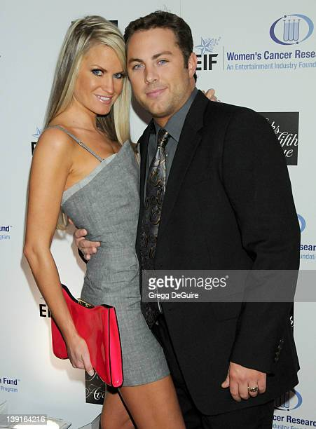 February 10 2009 Beverly Hills Ca Jay McGraw and Erica Dahm Saks Fifth Avenue's Unforgettable Evening Benefiting EIF's Women's Cancer Research Fund...