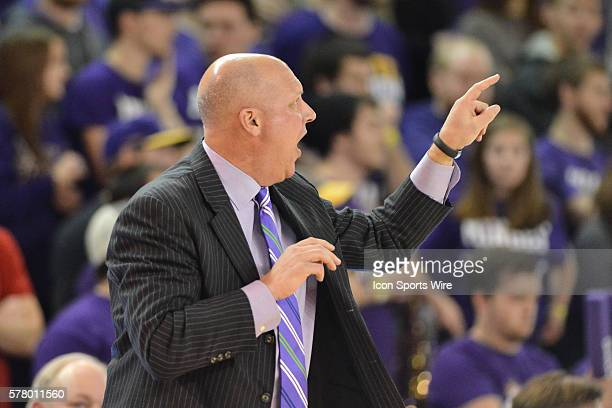 East Carolina Pirates head coach Jeff Lebo in the first half of a game between the Memphis Tigers and the East Carolina Pirates at Minges Coliseum in...