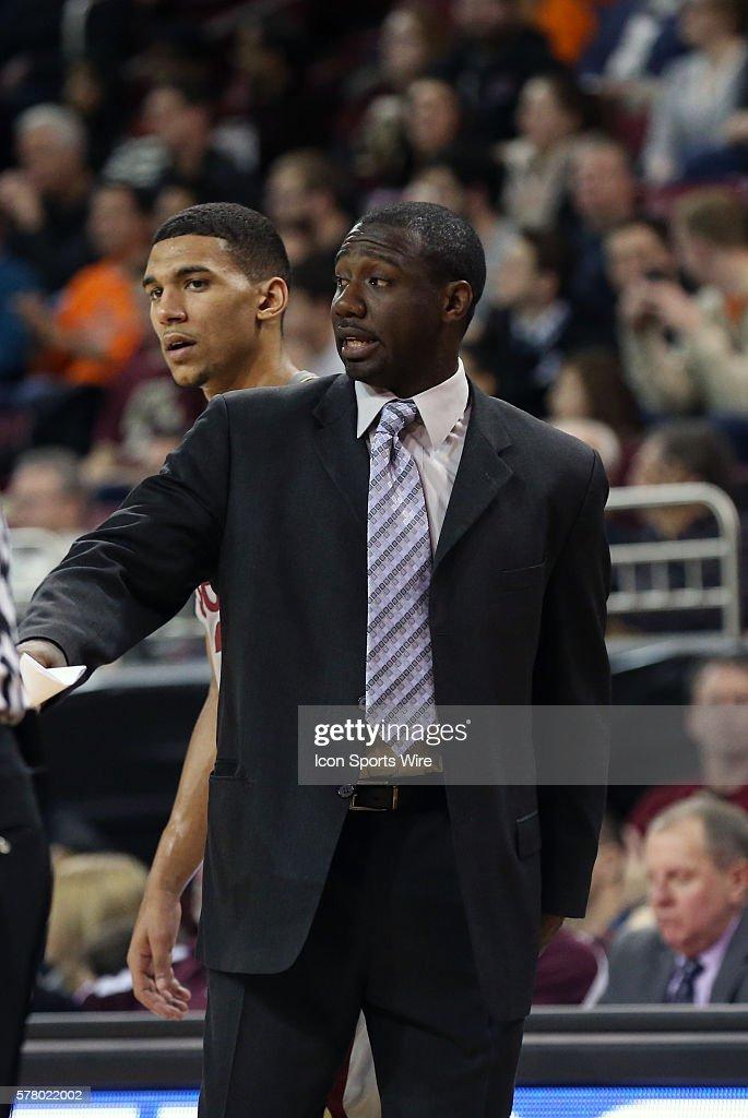 Boston College S Assistant Coach Preston Murphy The