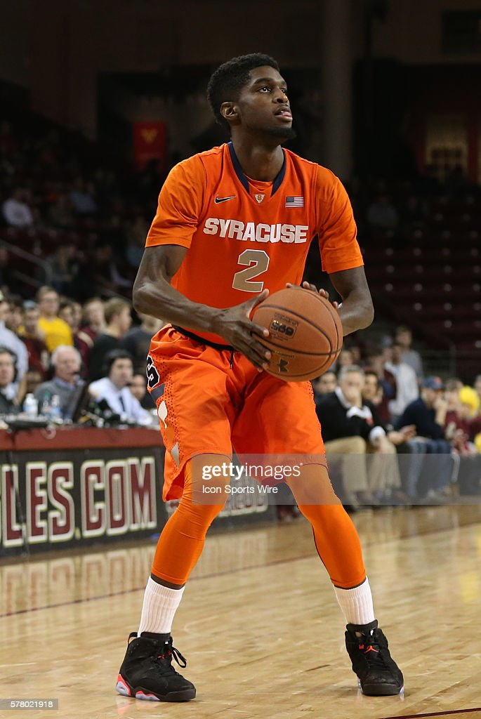 Ncaa Basketball Feb 11 Syracuse At Boston College Pictures Getty