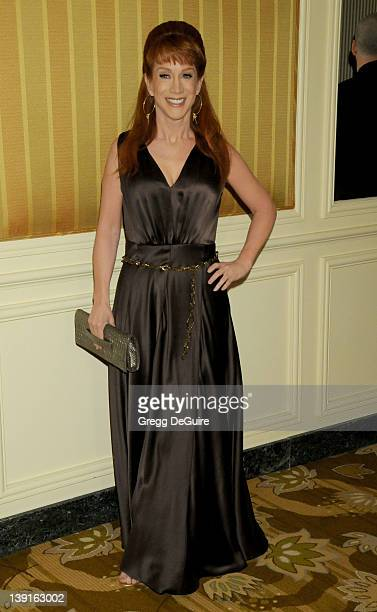 February 17 2009 Beverly Hills Ca Kathy Griffin 11th Annual Costume Designers Guild Awards Held at the Four Seasons Beverly Wilshire Hotel