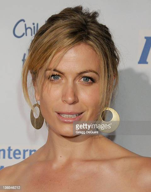 February 18 2009 West Hollywood Ca Sonya Walger Children Mending Hearts Benefit Held at the House of Blues