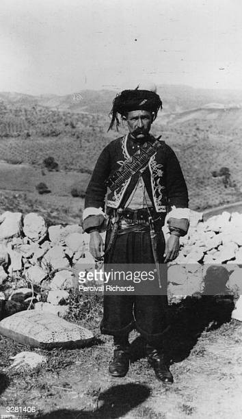 The chief of the Haban Bal Kurds
