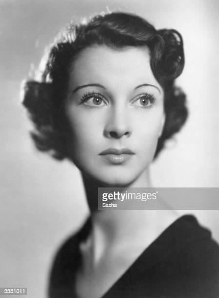 English actress Vivien Leigh