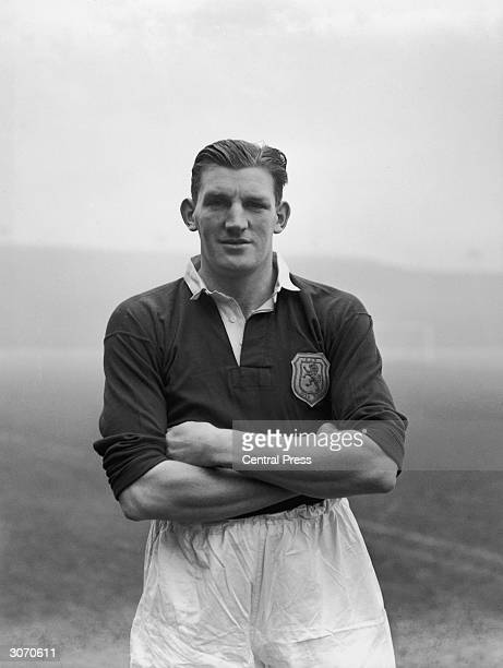 Glasgow Rangers Football Club and Scottish International Captain George Young