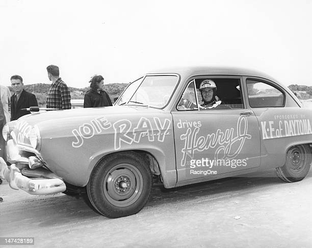 Joie Ray of Portland OR drove in only one NASCAR Cup race and it may have been because his last name rhymed with the brand of car he raced at the...