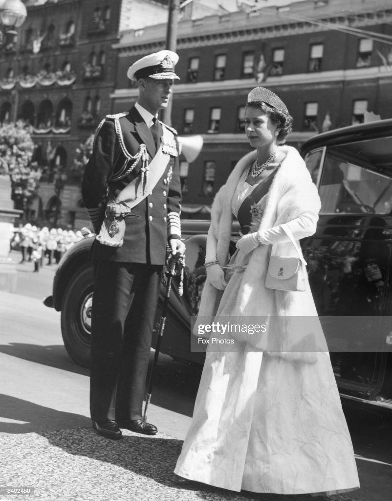 Royal Arrival : News Photo