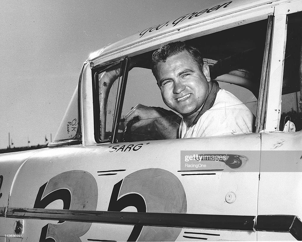 George Green - NASCAR Driver : News Photo