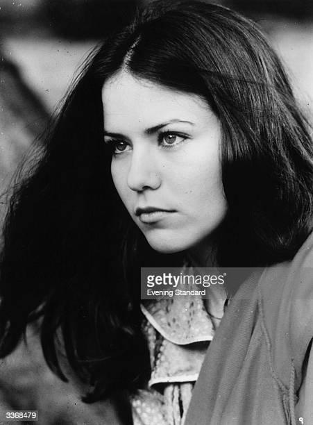 Actress model and photographer Koo Stark
