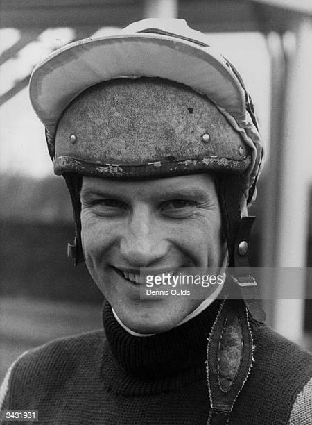 English jockey Bob Champion