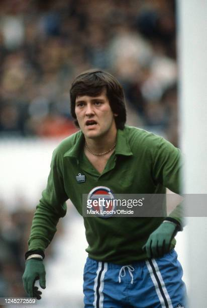 14 February 1981 English Football Division One Tottenham Hotspur v Coventry City Les Sealey of Coventry