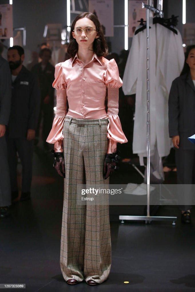 Gucci - Runway - Milan Fashion Week Fall/Winter 2020-2021 : News Photo
