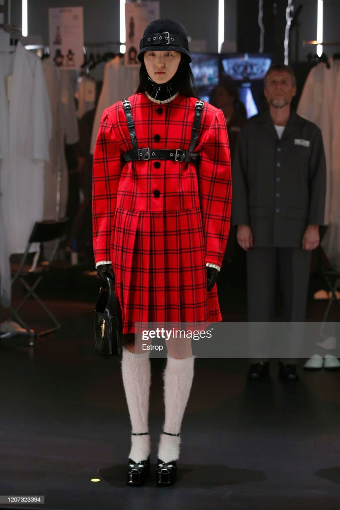 Gucci - Runway - Milan Fashion Week Fall/Winter 2020-2021 : ニュース写真