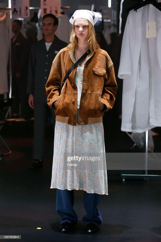 Gucci - Runway - Milan Fashion Week Fall/Winter 2020-2021 : Fotografia de notícias
