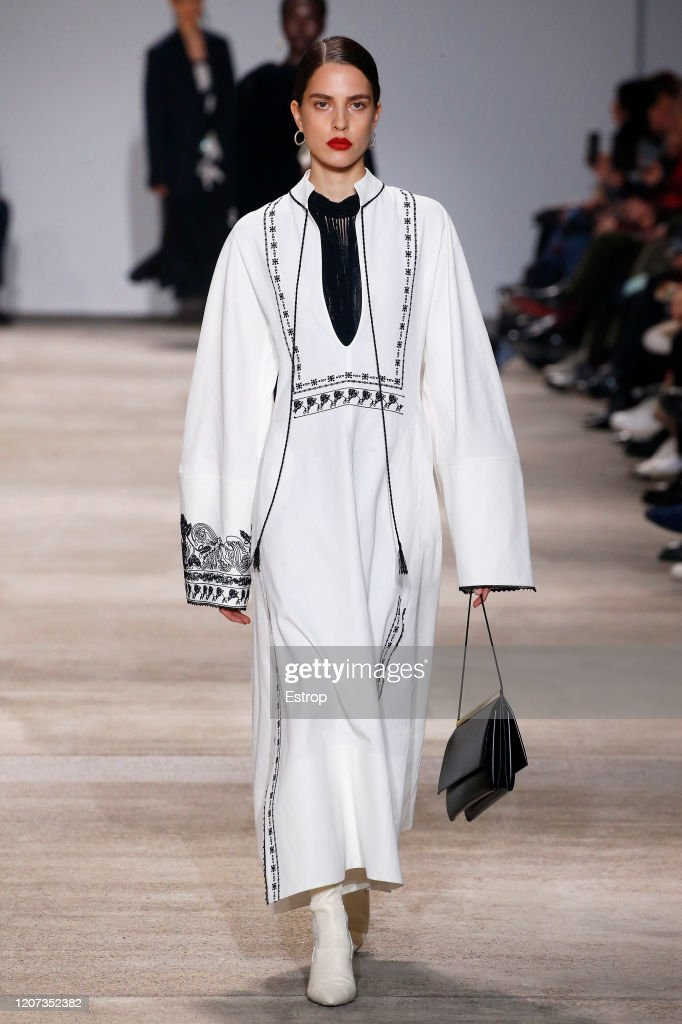 Jil Sander  - Runway - Milan Fashion Week Fall/Winter 2020-2021 : ニュース写真