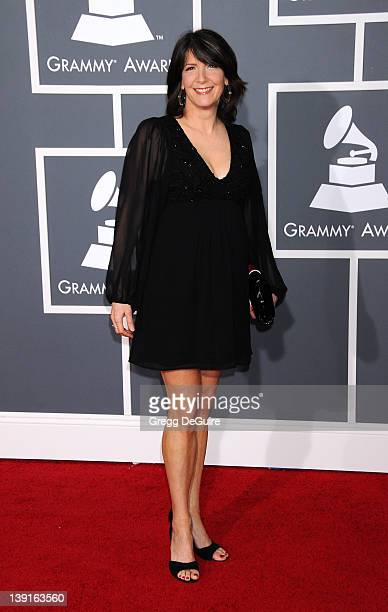 February 2 2009 Los Angeles Ca Kathy Mattea 51st Annual GRAMMY Awards Held at Staples Center