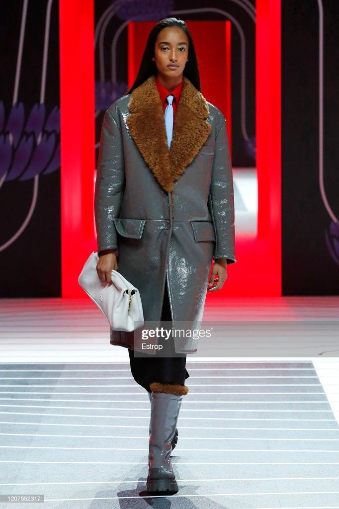 Prada - Runway - Milan Fashion Week Fall/Winter 2020-2021 : News Photo