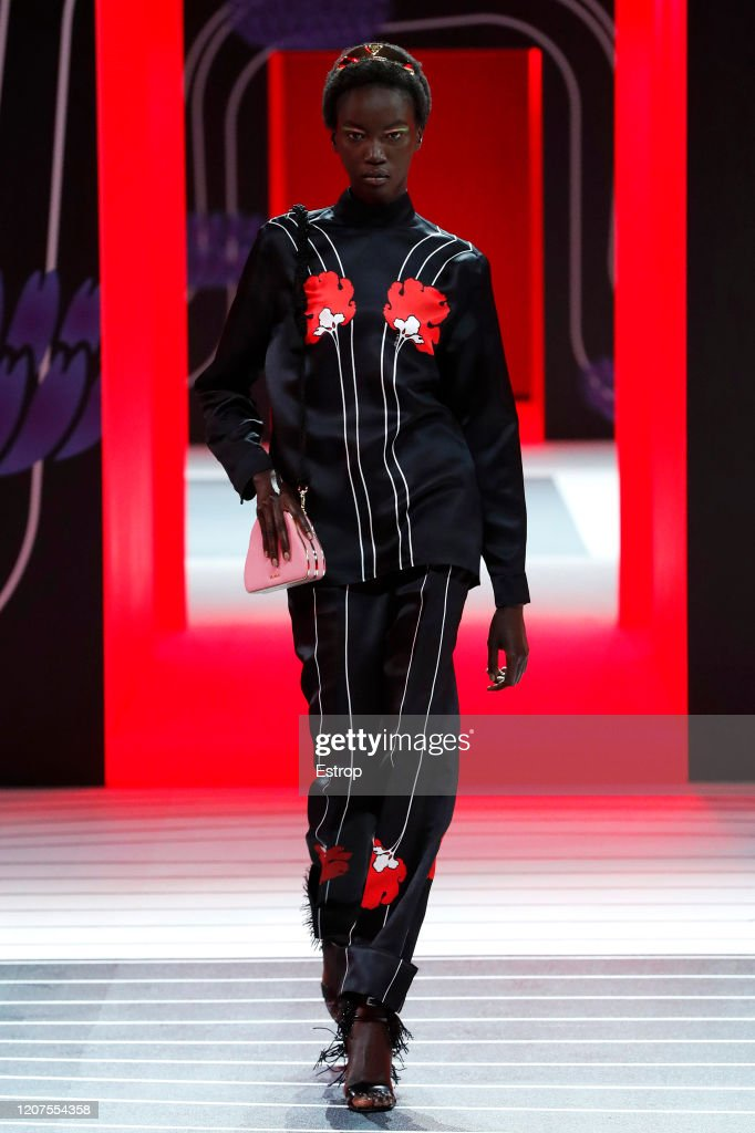 Prada - Runway - Milan Fashion Week Fall/Winter 2020-2021 : ニュース写真