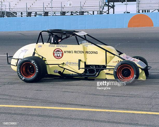 Ryan Newman won the 1999 United States Auto Club Silver Crown championship then moved to racing stock cars for owner Roger Penske in 2000 on both the...