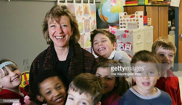 February 2007 CREDIT TRACY A WOODWARD / TWP Cedar Lane Elementary School 43700 Tolamac Dr Ashburn VA Sue Ann Gleason a first grade teacher at Cedar...