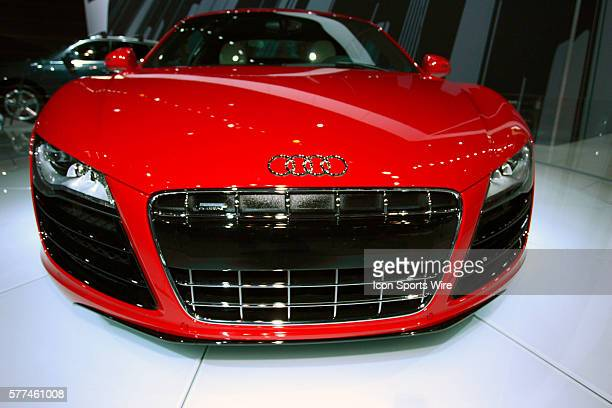 2009 AUDI R8 Incorporating the name and the genes of the fivetime Le Mans winner the Audi R8 is a spectacular production twoseater This is the first...