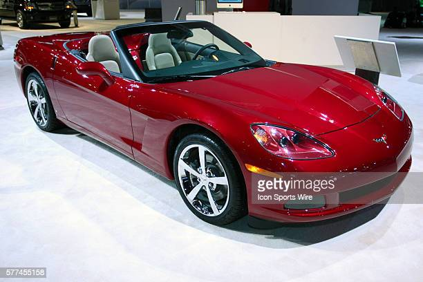 2009 CHEVROLET CORVETTE Hogging the spotlight this year is the Corvette ZR1 supercar pictured elsewhere Changes and enhancements to the '09 Corvette...