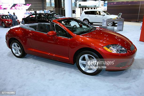 2009 MITSUBISHI ECLIPSE SPYDER Called the attainable exotic the '09 Mitsubishi Spyder wears restyled front and rear bumper fascias and offers more...