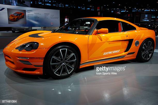 DODGE CIRCUIT EV As an allelectric vehicle the Dodge Circuit EV delivers sports car performance with zero gasoline consumption zero tailpipe...