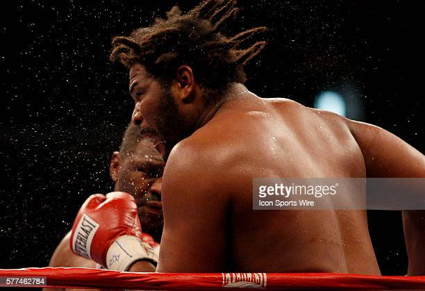 Don King Productions stages firstever boxing card on Valentine's Day at the BankAtlantic Center Sunrise Florida 14 February 2009Ray