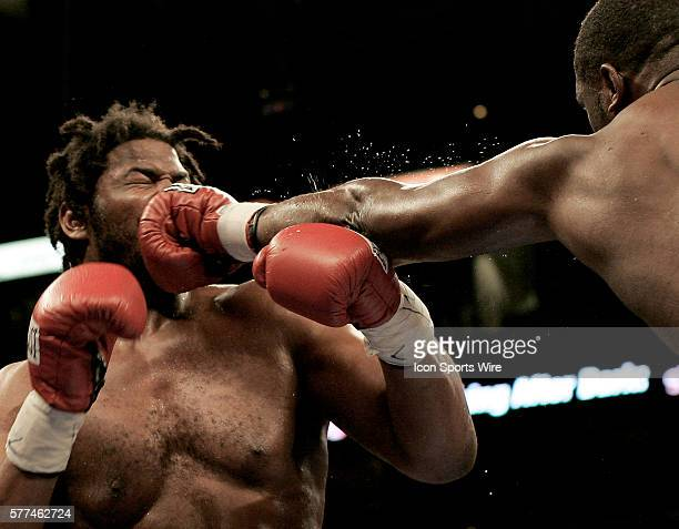 Don King Productions to stage firstever boxing card on Valentine's Day at the BankAtlantic Center Sunrise Florida 14 February 2009 Julius Towering...
