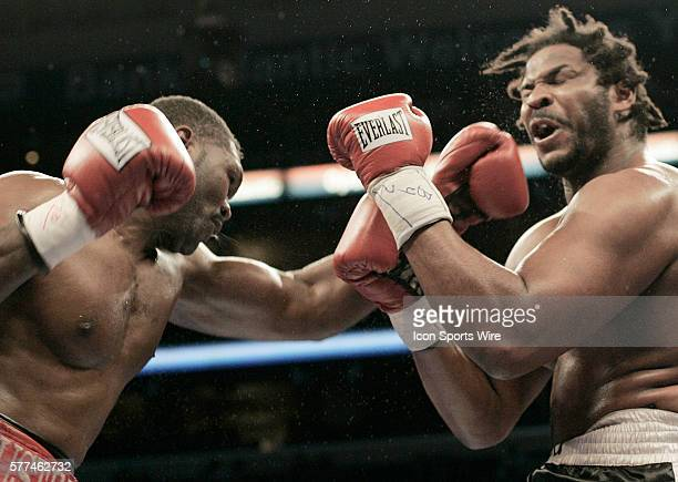 Don King Productions to stage first-ever boxing card on Valentine's Day at the BankAtlantic Center, Sunrise, Florida, 14 February 2009. Julius...