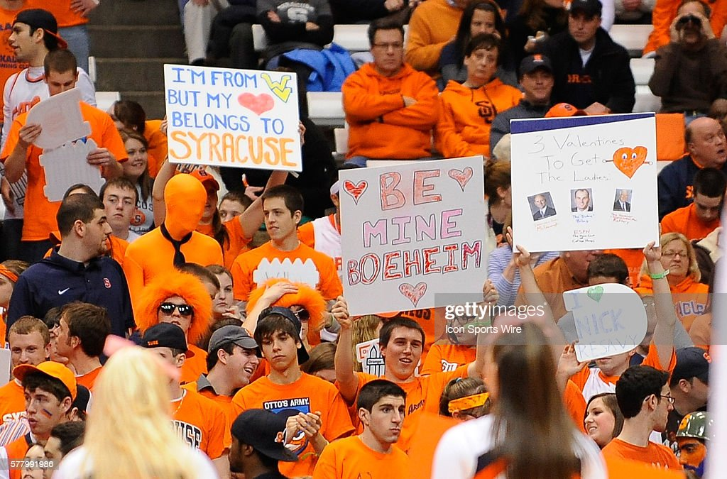 Ncaa Basketball Feb 14 West Virginia At Syracuse Pictures Getty