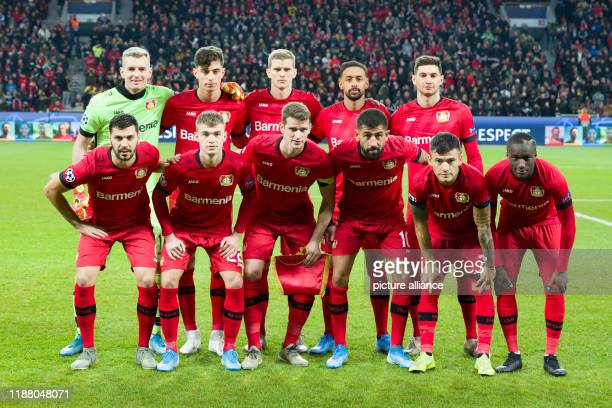 11 February 2018 North RhineWestphalia Leverkusen Soccer Champions League Bayer Leverkusen Juventus Turin Group stage Group D 6th matchday in the...